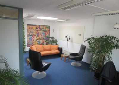 Praktijkruimte te huur Utrecht gespreksruimte 2