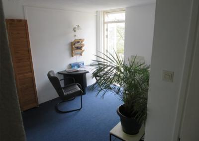 Praktijkruimte te huur Utrecht pantry wachtkamer